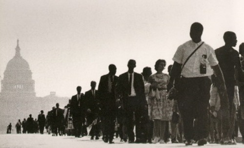 civil rights march