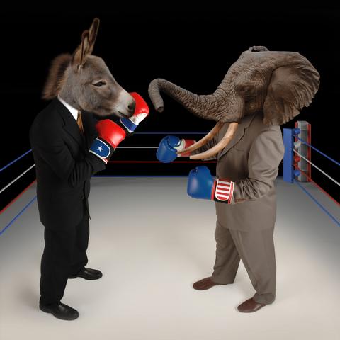 democrat-vs-republican